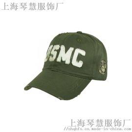 廣告帽工作帽上海源頭工廠