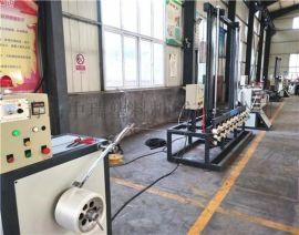 PP纤维打包带一出一生产线设备