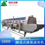 液氮速凍機/海鮮速凍機/食品速凍機/小龍蝦速凍機