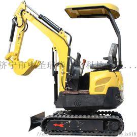 佳音小型挖掘机,超小型挖掘机,农用小型挖掘机