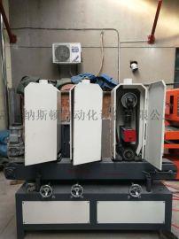 厂家直销常州4组铁板拉丝机