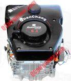 全昌立軸風冷柴油機QC250V單缸風冷柴油機內燃機農用機械動力通用動力