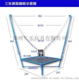 陕西咸阳钢架蹦极床弹簧材质什么价格