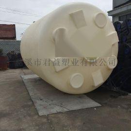 山东大型塑料水箱,20吨化工储罐厂家