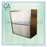 鋁板框中效過濾網 中效箱式過濾器