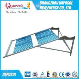 厂家直销英泊索尔一体承压太阳能热水器不锈钢支架