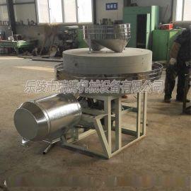 石磨面粉机价格 石磨面粉机械厂 石磨磨面机组 石磨面粉机械生产厂家销售