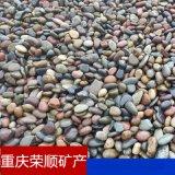 【陝西鵝卵石批發】_天然五彩鵝卵石2-3公分價格。