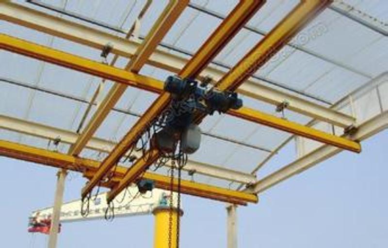 KBK型柔性轻型组合式起重机 轻小型 进出口小吊机