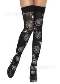 YILIANNA厂家生产万圣节十款长统袜定制专区节日礼品袜万圣节袜