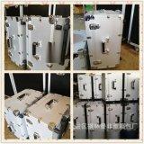 定製鋁合金黑色鋁箱 防震eva海綿文化傳媒宣傳鋁箱 定製出口品質