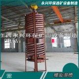 玻璃鋼螺旋溜槽螺旋溜槽選礦選鈦螺旋溜槽1200螺旋溜槽