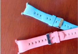 精工特环保硅胶手表带