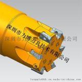 实力厂家直供高效铣削刀具R296系列 专为加工不锈钢材料设计