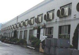 杭州车间排烟设备,厂房排烟系统