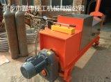 茶叶渣工业压榨机  不锈钢单螺旋压榨机
