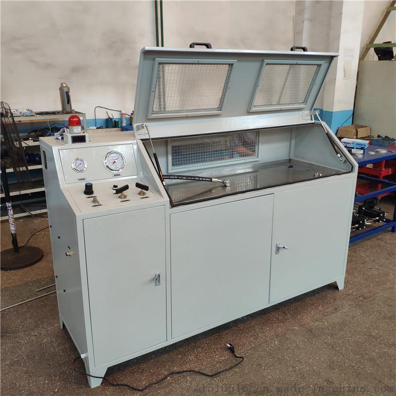 高壓膠管 軟管耐壓爆破試驗檯0-250mpa