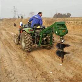 本溪山地挖坑机 大马力挖坑机用途