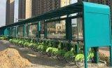 无锡公共自行车候车亭,候车亭,指路牌