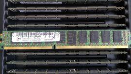 内存条镁光8G 2RX4 REG 10600窄条