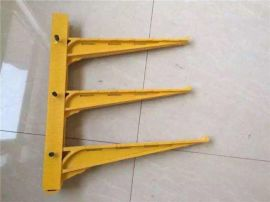 定制玻璃钢模压直埋电缆支架 成品电缆支架