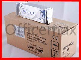 B超记录仪热敏纸 B超纸UPP-110S,A6视频打印纸