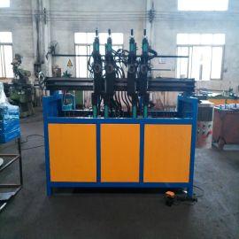 铁线方框折弯焊接一体机 全自动方框成型焊接一体机