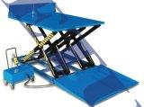ETU易梯优, 电动卸货平台 装卸货升降机 移动式升降台 液压升降