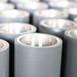 木板砂带机胶辊 牵引辊耐磨橡胶辊不锈钢板砂光机辊筒定制