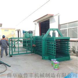椒江大型卧式160吨废纸壳珍珠棉打包机