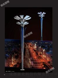 四川成都芙蓉燈、玉蘭中華燈、景觀燈廠家報價