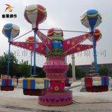 游乐园新型游乐设施桑巴气球商丘童星