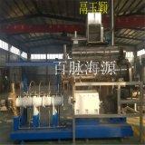 水产饲料设备 饲料颗粒膨化机