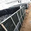 刀刮布加筋PVC涂塑帆布帆布水池养殖篷布水池
