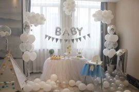 昆明花語花香,氣球婚禮,氣球婚房,氣球求婚告白