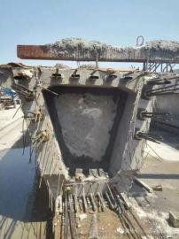 桥梁孔道灌浆料 预应力钢筋孔道填充水泥料