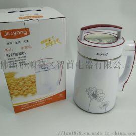 厂家供应豆浆机全自动加热无网豆浆机特价批发