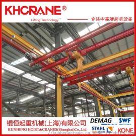 上海锟恒供应1-5T手动kbk轨道轻轨吊