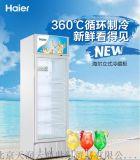 海爾SC-300商用立式單門飲料冷藏展示櫃