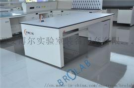 化学实验室操作台 耐腐蚀实验台 全钢实验台