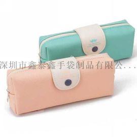 新款時尚學生文具袋筆袋