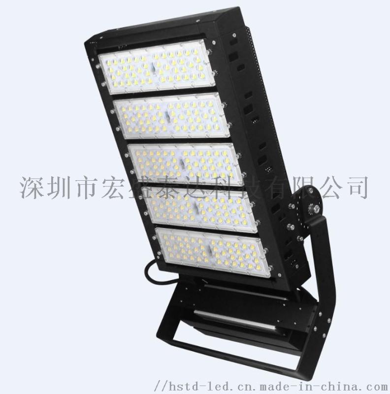 高亮LED投光灯500W热销LED高杆灯500W