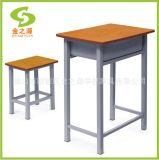 佛山厂家直销简约款单人学习课桌椅 ,培训班课桌椅