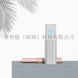 小型紫外线UV杀菌灯 铝合金手持便携式灭菌灯