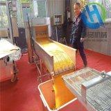 雪花雞柳上糠機 食品廠專用雞柳裹糠設備