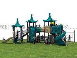 深圳儿童活动设施,精选户外组合滑梯优质厂家