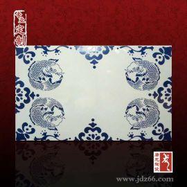 瓷板画厂家生产,景德镇专业生产瓷板画厂家