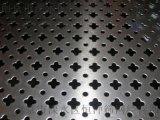 供應圓孔鐵板衝孔網 過濾篩分衝孔網廠家批發優質鐵網板衝