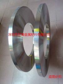 韩国BNG进口304不锈钢发条料 不锈钢卷带 分条加工