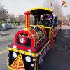 景區觀光小火車遊樂設備 電動無軌火車遊樂設施定製
